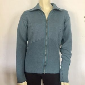 Columbia full zip cardigan jacket Medium